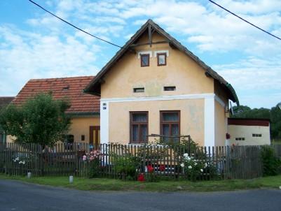 Rodinný dům  v obci Biřkov,  okr. Klatovy