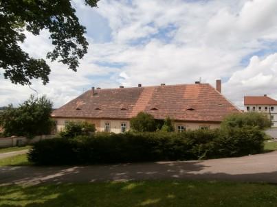 Dům v obci Merklín, okr. Plzeň-jih